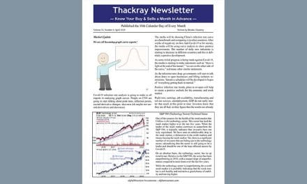 Thackray Newsletter 2020 APRIL