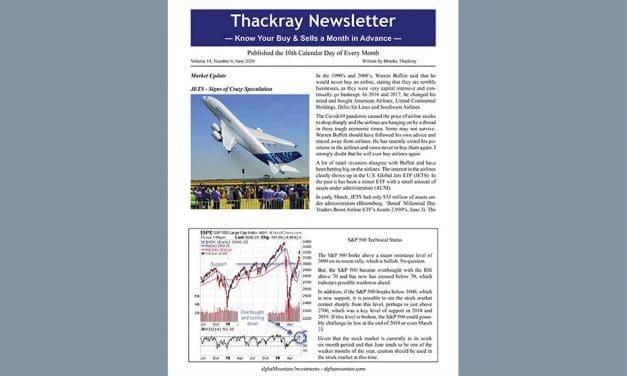 Thackray Newsletter 2020 JUNE