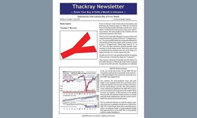 Thackray Newsletter 2020 JULY