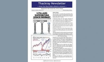Thackray Newsletter 2021 FEBRUARY