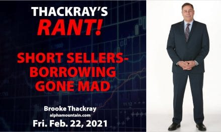 Video – Brooke's Rant – Short Selling Gone Mad- FEB 22, 2021