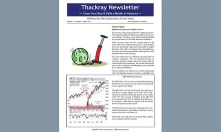 Thackray Newsletter 2021 MARCH