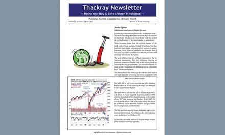 Thackray Newsletter 2021 MARCH