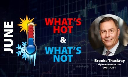 Video – WHAT'S HOT & WHAT'S NOT- JUNE – JUNE 1, 2021