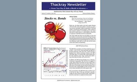 Thackray Newsletter 2021 June