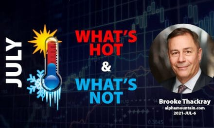 Video – WHAT'S HOT & WHAT'S NOT- JULY 2021