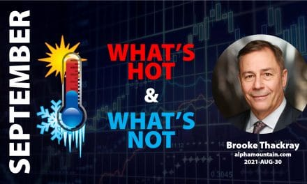 Video – WHAT'S HOT & WHAT'S NOT- SEPTEMBER 2021