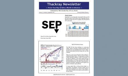 Thackray Newsletter 2021 September